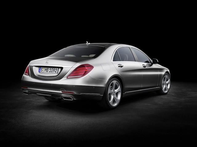 Mercedes-Benz S-Klasse, (W 222), 2012
